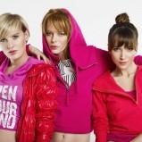różowa bluza Top Secret - wiosna/lato 2012