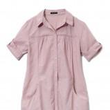 różowa bluzka Mohito długa - kolekcja jesienna