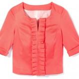 różowa bluzka Mohito - jesień/zima 2011/2012