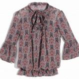 różowa bluzka Orsay - moda 2011/2012