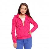 różowa kurtka C&A - modne kurtki
