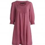 różowa sukienka Kappahl - moda jesień/zima 2010
