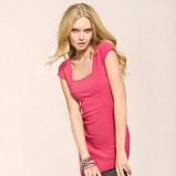 różowa sukienka Tally Weijl - wiosenna kolekcja