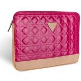różowe etui na laptopa Valentini - modne dodatki