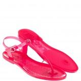 różowe sandałki Lacoste - wiosna/lato 2013