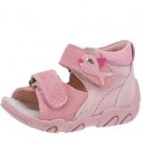różowe sandałki Superfit - kolekcja letnia