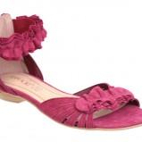 różowe sandały CCC - moda 2011
