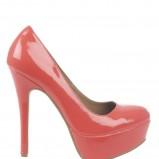 różowe szpilki New Look - trendy wiosenne