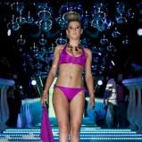 Różowy kostium kąpielowy - Itakas Holiday Party by Moda&Styl