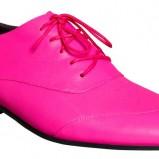 różowy pantofle H&M - jesień/zima 2011/2012