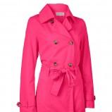 różowy płaszczyk Jackpot - wiosna/lato 2012