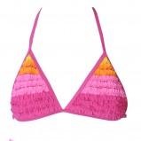 różowy strój kąpielowy Esotiq - lato 2011