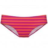 różowy strój kąpielowy Kappahl w paski - kolekcja letnia