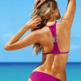 różowy strój kąpielowy Victorias Secret - lato 2011