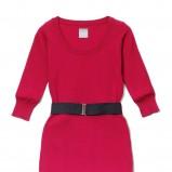 różowy sweter House - trendy na jesień-zimę