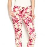 rurki Orsay w kwiaty - moda na wiosnę i lato 2013