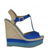 sandały New Look na koturnie - trendy wiosna-lato