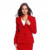seksowna marynarka C&A w kolorze czerwonym - marynarki dla kobiet