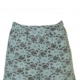 seledynowe szorty Topshop koronkowa - letnia kolekcja