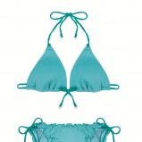 seledynowy strój kąpielowy Clarks - lato 2012