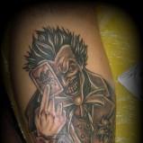 Silent Tattoo