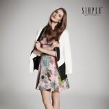 Simple, kolekcja wiosna-lato 2014