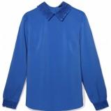 śliczna koszula Mohito w kolorze niebieskim - moda 2013