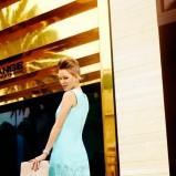śliczna sukienka Mohito w kolorze seledynowym - wiosna 2013