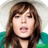 słomkowy kapelusz Benetton - wiosna i lato 2013