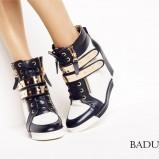 sneakersy Badura