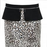 spódnica Caterina w panterkę - moda wiosna/lato