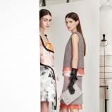 spódnica Christian Dior w kolorze szarym - jesień i zima 2013/14