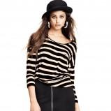 spódnica H&M w kolorze czarnym - moda dla kobiet 2012/13