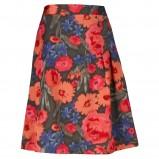 spódnica Jackpot w kwiaty - kolekcja wiosenno/letnia
