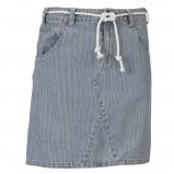 spódnica Jackpot w paski dżinsowa - moda 2011