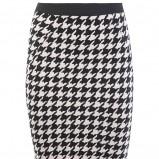 spódnica Tally Weijl w panterkę   moda 2012