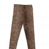 spodnie Bialcon w panterkę - kolekcja jesienno-zimowa