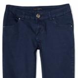 spodnie Mohito w kolorze granatowym - wiosna 2013