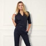 spodnie Next w kolorze czarnym - wiosna/lato 2013