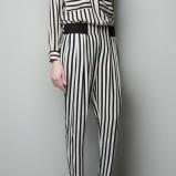 spodnie ZARA w paski - trendy na wiosnę