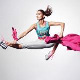 sportowa bluza Nike w kolorze różowym - wiosna 2013