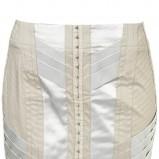 srebrna spódnica Topshop - trendy na jesień-zimę