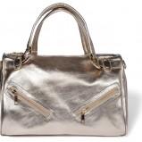 srebrna torebka Mohito - moda 2012