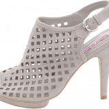 srebrne sandały Tally Weijl - kolekcja na lato