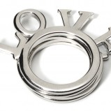 srebrny pierścionek Carry - kolekcja wiosenno/letnia