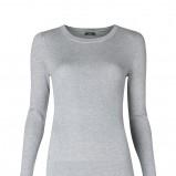 srebrny sweter Mango - jesień/zima 2011/2012