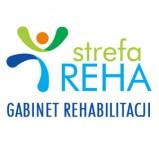 """STREFA REHA"": gabinet rehabilitacji Bemowo Warszawa"