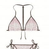 strój kąpielowy Clarks we wzorki - lato 2012