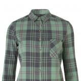 stylowa koszula Topshop w kratkę w kolorze khaki