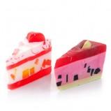 Stylowe mydełko słodkie ciasteczko  - modna łazienka